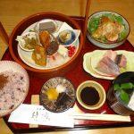 熊本県上益城郡山都町、本格的な日本料理「紗陶」。