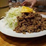 ニューハマヤ、大阪中央区でがっつり!本当においしい焼肉ランチ。