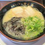 博多ラーメン清水屋 姫宮店、埼玉県宮代町にある本格的な豚骨ラーメン店