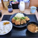 名古屋市名東区、からしげ 高針台店でからあげを購入!