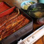 川崎市の鷺沼の菊水では贅沢なうな重がおすすめメニュー