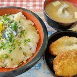 ふくの河久 唐戸店、下関市の唐戸市場にあるふぐ海鮮丼がおすすめの海鮮料理店