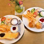 喫茶 さん・さん、愛知県一宮市にある安いのにボリュームたっぷりのカフェ