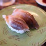 根室に本店がある回転寿司 花まるの質が高い新鮮なネタ
