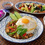 新宿でリーズナブルに本格タイ料理が味わえるチャンパー 伊勢丹会館店