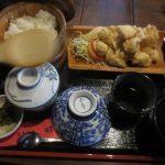 民芸茶屋 味蔵、別府市石垣東にあるとり天がおすすめの郷土料理店